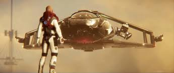 the oddly compelling spaceship commercials of star citizen wired