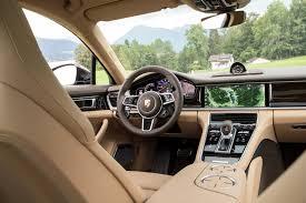 Porsche Panamera Interior - interior porsche panamera 4s worldwide 971 u00272016 u2013pr