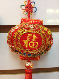 car rearview mirror ornaments pendants china safe luck