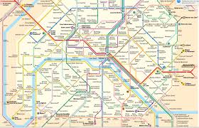 Metro Paris Map by Metro U2013 Ann Jeanne In Paris