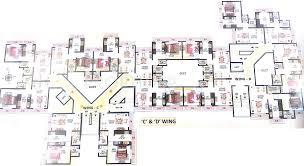 650 sq ft 1 bhk 1t apartment for sale in ritu gardenia naigaon