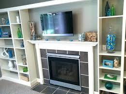 fireplace bookcase designs fireplace bookcase design ideas