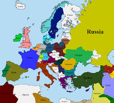 Europe Language Map by Commonwealth Common Thread Page 2 Alternate History