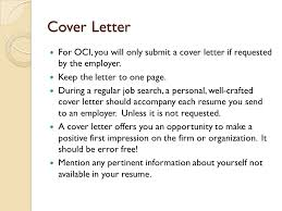 upgrading your resume for on campus interviews oci ppt video