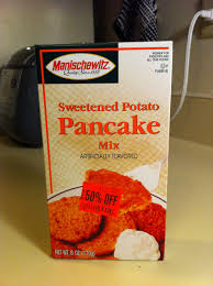 potato pancake mix manischewitz sweetened potato pancakes of what i eat apparently