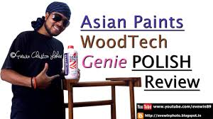 evewin lakra asian paints wood tech genie polish review