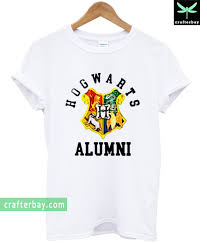hogwarts alumni t shirt alumni t shirt
