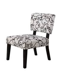 best black and white accent chairs best accent chair