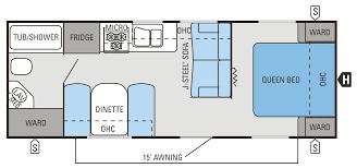 jay flight trailers floor plans 2014 jay flight swift floorplans u0026 prices jayco inc