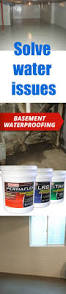 Interior Basement Waterproofing Products Solve Water Issues In Your Basement Once And For All Diy Basement