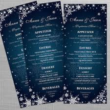 diy printable wedding menu template from weddingcreative on