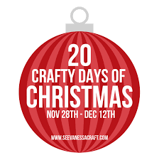 20 crafty days of christmas diy fringed christmas trees see