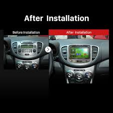 android 7 1 2006 2013 hyundai i10 with aftermarket gps navigation