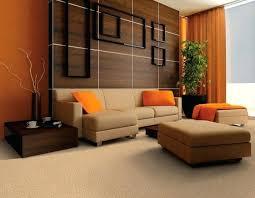 orange living room decor beige and orange living room beige orange