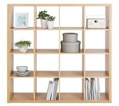 16 Cube Bookcase White Buy Hygena Squares Plus 16 Cube Storage Unit Oak Effect At Argos