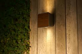 outdoor wood wall the lab 2 outdoor wall light l marset horne