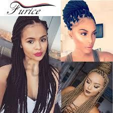 different images of freetress hair different sized box braids jumbo braid hair 3x box braids hair
