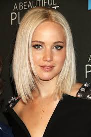 jennifer lawrence hair co or for two toned pixie best platinum blonde hair ideas for 2017 glamour