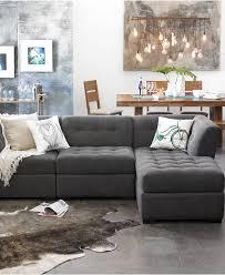 Macys Living Room Furniture Roxanne Fabric Modular Living Room Furniture Collection With Sets