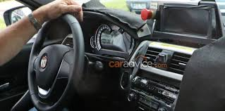 Bmw 330 Interior 2018 Bmw 3 Series Interior And Exterior Spied