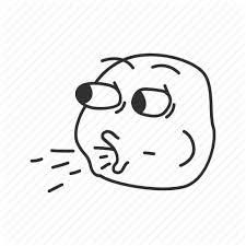 Shocked Meme Face - emotion funny lol meme reaction shocked vomit icon icon