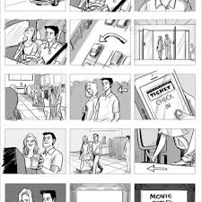 storyboard template in powerpoint archives word templates
