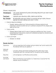 First Job Resume Ideas by First Time Resume Examples