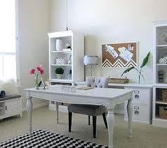 chic office desk decor chic office desk home office white lacquer caign desk geometric
