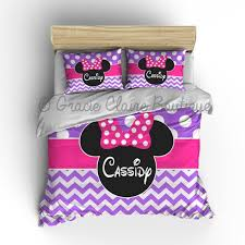 Toddler Minnie Mouse Bed Set Best 25 Toddler Comforter Ideas On Pinterest Kids Comforter