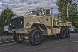 1984 am general m923 6x6 military cargo truck for sale amy