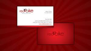 Bicycle Business Cards Business Card Design Portfolio Silva Heeren Graphic Design