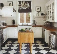black and white kitchen floor ideas black and white tile kitchen home tiles