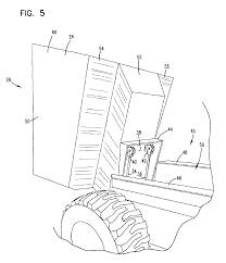 patent us6997667 material handling apparatus and method for
