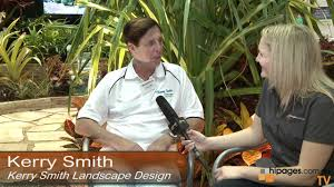 kerry smith landscape design interview at hia home show sydney