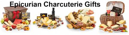 food baskets delivered gourmet charcuterie platters sausage cheese same day delivery 844