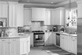kitchen inspiring ideas for two tone kitchen cabinets with black