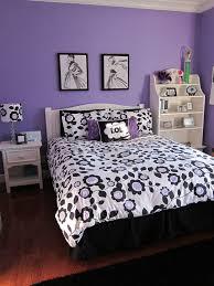 bedroom alluring dark purple bedroom for teenage girls teen