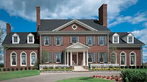 federal style adam federal house plans and adam federal designs at