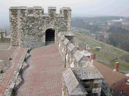 dover castle the roof of the keep dover castle
