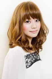 medium length hairstyles for permed hair digital perm hairstyle medium length hairstyles medium hair