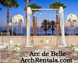 wedding arches square inspiration arc de wedding arch canopy rental