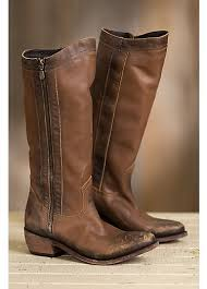 womens boots distressed leather s cowboy boots overland