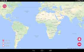 Find Map Coordinates Coordinate Finder Android Apps On Google Play