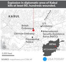 kabul map us embassy in oman us embassy terror attack in afghanistan