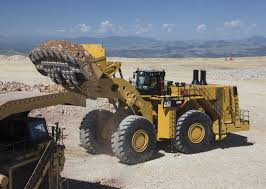 cat new cat 994k wheel loader features increased payload power