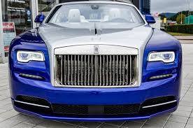 rolls royce blue interior rolls royce dawn dawn new buy in hechingen bei stuttgart price