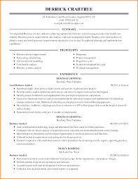 Business Systems Analyst Resume Examples by 10 Business Resume Bookkeeping Resume