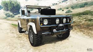 toyota land rover defender land rover defender for gta 5