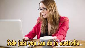 side jobs you can do in australia start today youtube
