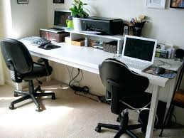 T Shaped Desk For Two Desk For 2 Computer Desk In Desk Affordable Computer Desk